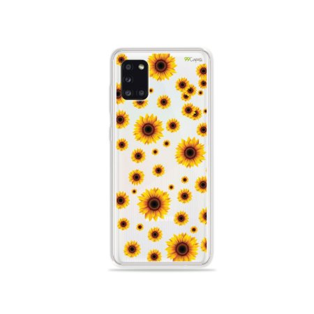 Capinha Girassóis para Galaxy A31
