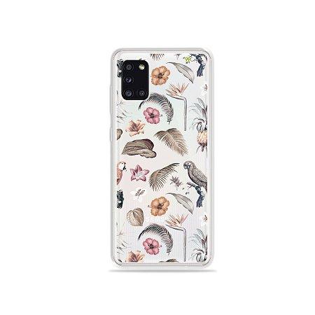 Capinha Sweet Bird para Galaxy A31