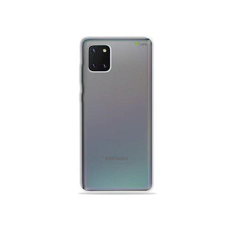 Capa Fumê para Galaxy Note 10 Lite {Semi-transparente}