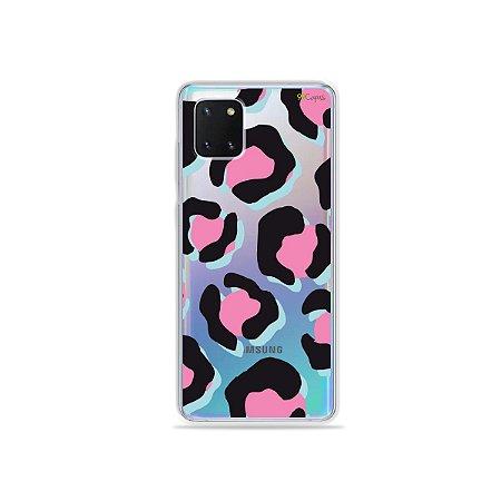Capinha Black & Pink para Galaxy Note 10 Lite