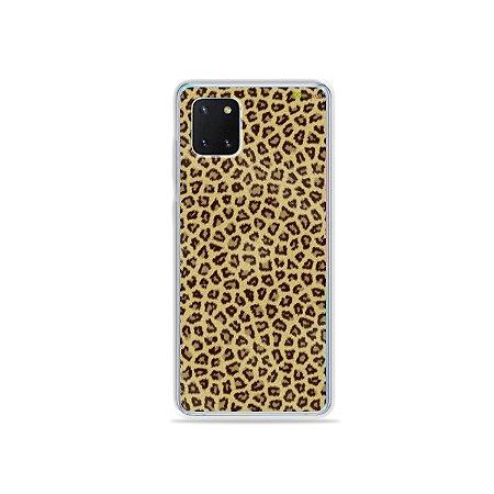 Capinha Animal Print para Galaxy Note 10 Lite
