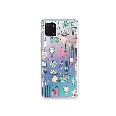 Capinha Make Up para Galaxy Note 10 Lite
