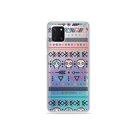Capinha Tribal para Galaxy Note 10 Lite