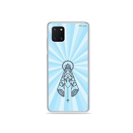 Capinha Nossa Senhora para Galaxy Note 10 Lite