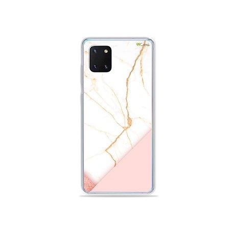 Capinha Marble para Galaxy Note 10 Lite