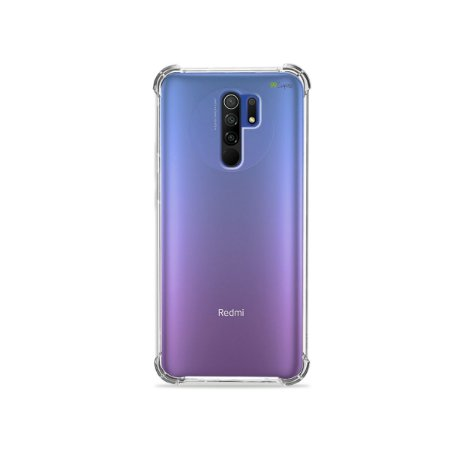 Capa Anti-Shock Transparente para Redmi 9