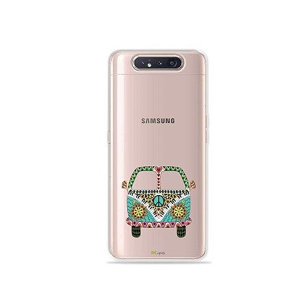 Capinha (Transparente) Kombi para Galaxy A80