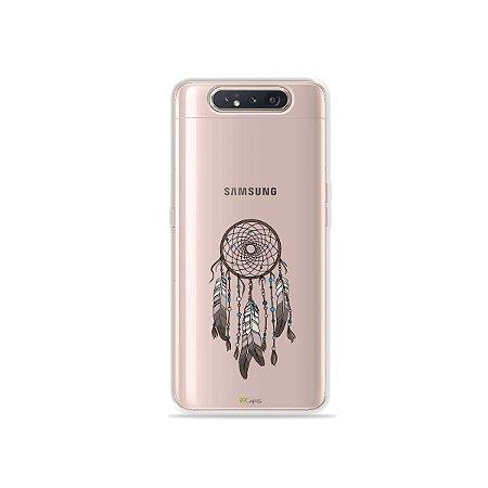 Capinha (Transparente) Filtro dos Sonhos para Galaxy A80