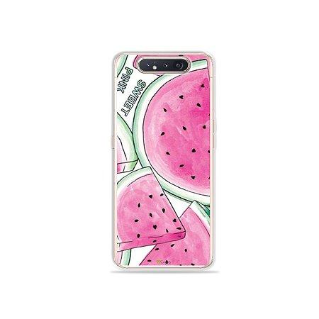 Capinha Watermelon para Galaxy A80