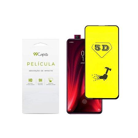 Película de Gel 5D (flexível) para LG K20 Pro - 99Capas