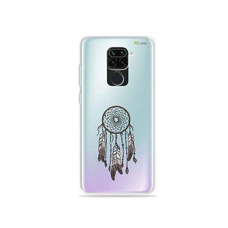 Capinha (Transparente) para Xiaomi Redmi Note 9 - Filtro dos Sonhos