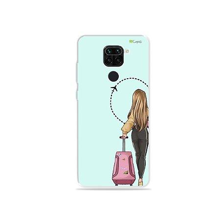 Capinha para Xiaomi Redmi Note 9 - Best Friends 1