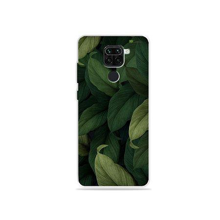 Capinha para Xiaomi Redmi Note 9 - Folhas