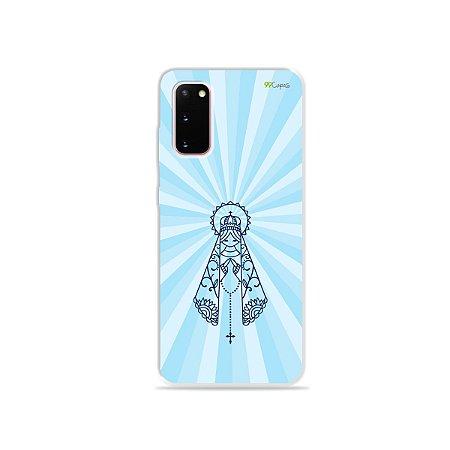Capinha para Galaxy S20 - Nossa Senhora