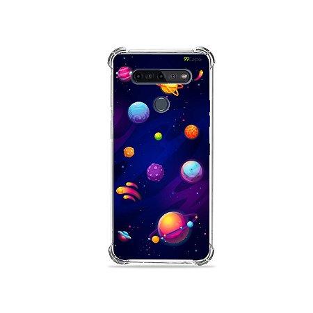Capinha para LG K51s - Galáxia