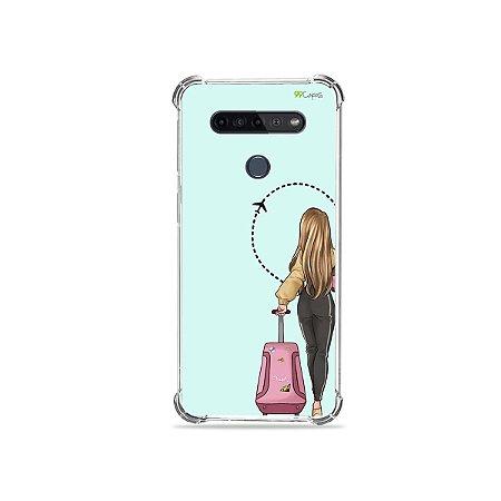 Capinha para LG K51s - Best Friends 1