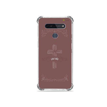 Capinha para LG K51s - Gratidão
