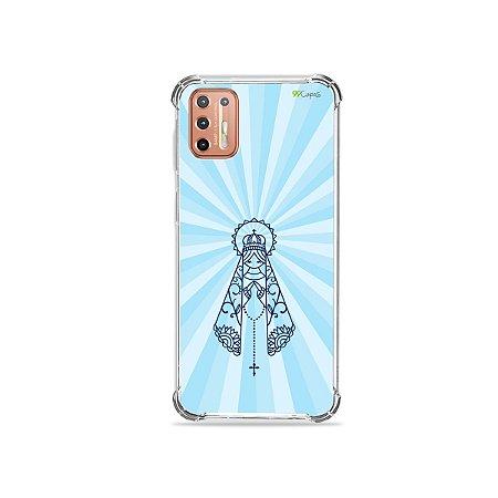 Capinha para Moto G9 Plus - Nossa Senhora