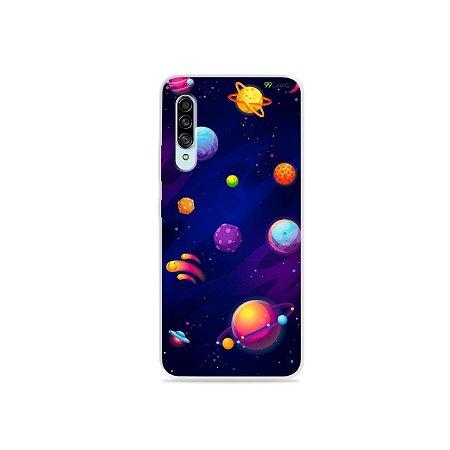 Capinha para Galaxy A90 - Galáxia
