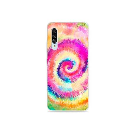 Capinha para Galaxy A90 - Tie Dye