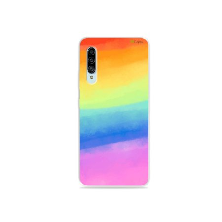 Capinha para Galaxy A90 - Rainbow