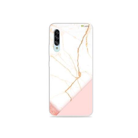 Capinha para Galaxy A90 - Marble