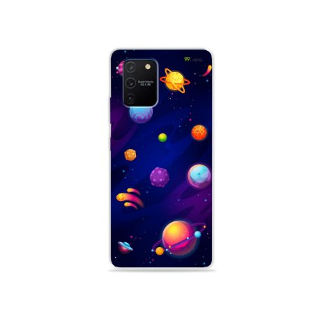 Capa para Galaxy S10 Lite - Galáxia