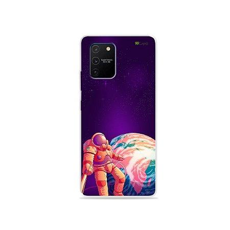 Capa para Galaxy S10 Lite - Selfie Galactica