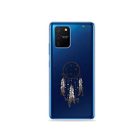 Capa (Transparente) para Galaxy S10 Lite - Filtro dos Sonhos