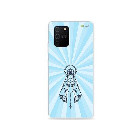 Capa para Galaxy S10 Lite - Nossa Senhora