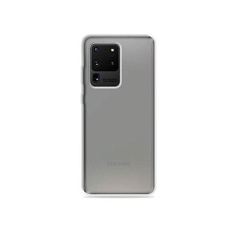 Capa Anti- Shock Fumê para Galaxy S20 Ultra {Semi-transparente}