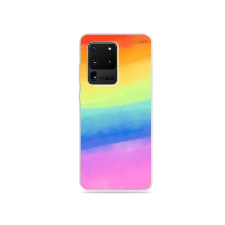 Capa para Galaxy S20 Ultra - Rainbow