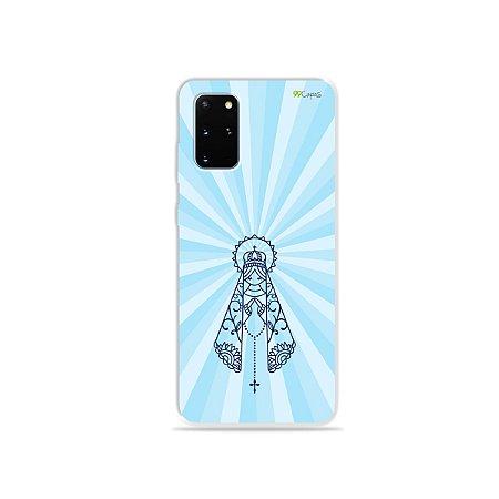 Capa para Galaxy S20 Plus - Nossa Senhora