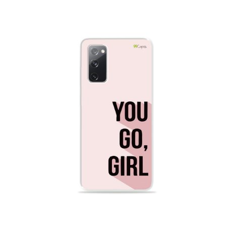 Capa para Galaxy S20 FE - You Go, Girl