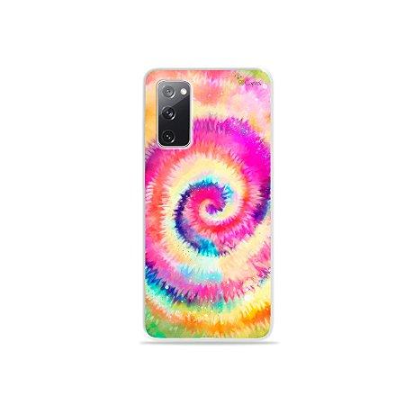 Capa para Galaxy S20 FE - Tie Dye