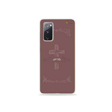 Capa para Galaxy S20 FE - Gratidão