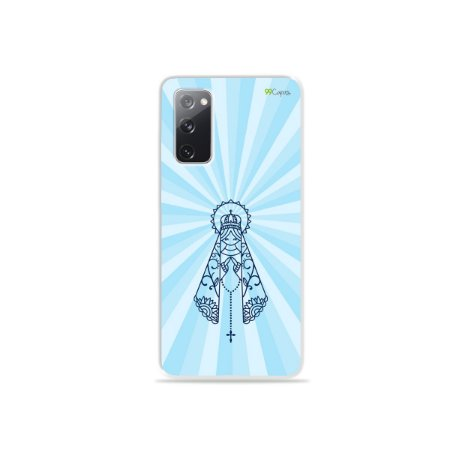Capa para Galaxy S20 FE - Nossa Senhora