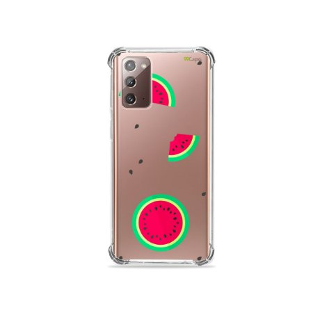 Capa (Transparente) para Galaxy Note 20 - Melancias