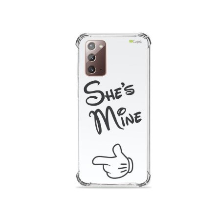 Capa para Galaxy Note 20 - She's Mine