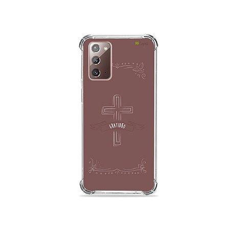 Capa para Galaxy Note 20 - Gratidão
