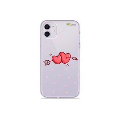 Capa (Transparente) para Iphone 12 - In Love