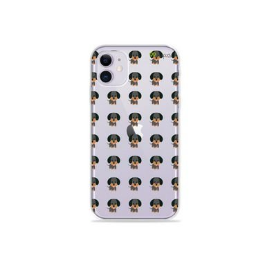 Capa (Transparente) para Iphone 12 - Salsichinha