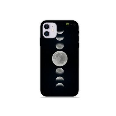 Capa para Iphone 12 Mini - Fases da Lua