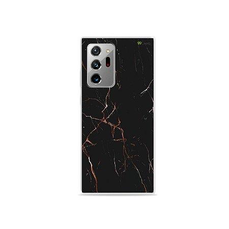 Capa para Galaxy Note 20 Ultra - Marble Black