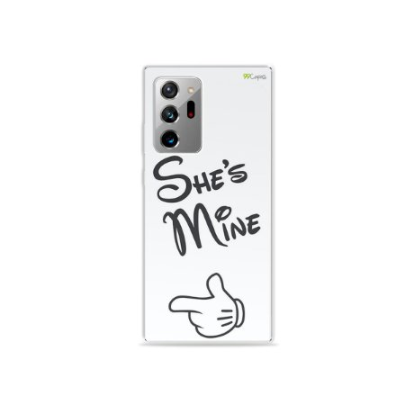 Capa para Galaxy Note 20 Ultra - She's Mine