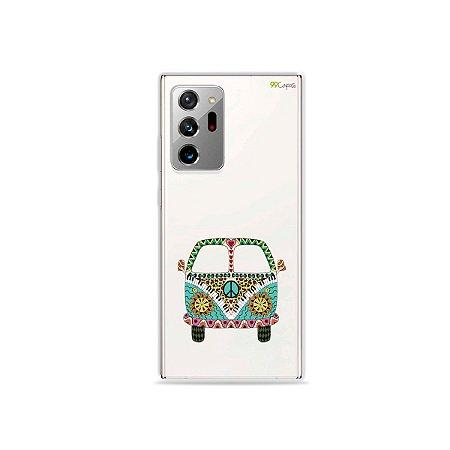 Capa (Transparente) para Galaxy Note 20 Ultra - Kombi