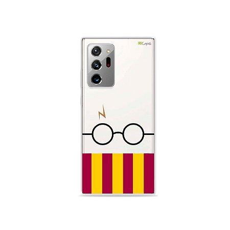 Capa (Transparente) para Galaxy Note 20 Ultra - H. P.