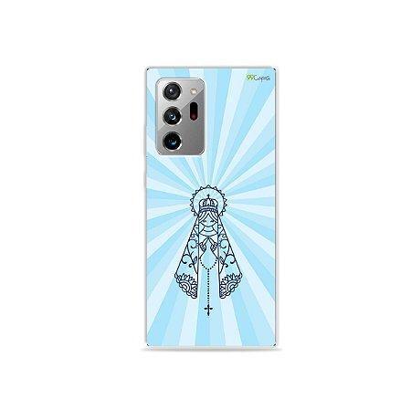 Capa para Galaxy Note 20 Ultra - Nossa Senhora