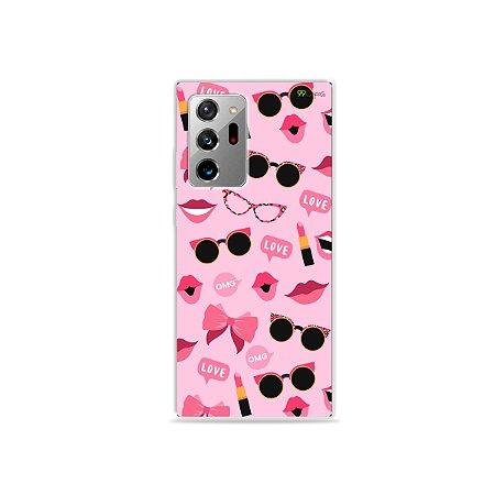 Capa para Galaxy Note 20 Ultra - Feminine