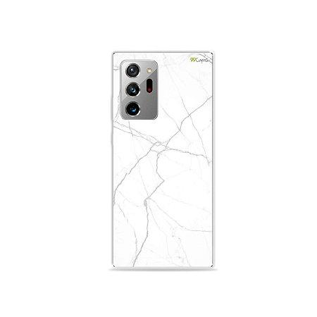 Capa para Galaxy Note 20 Ultra - Marble White